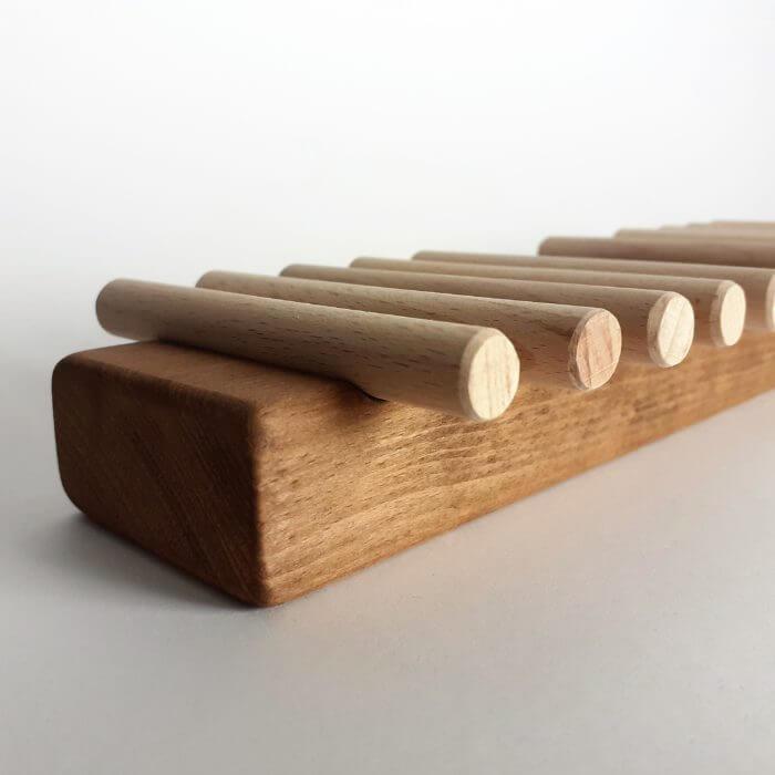 1,2,3 zéro fonce jeux en bois