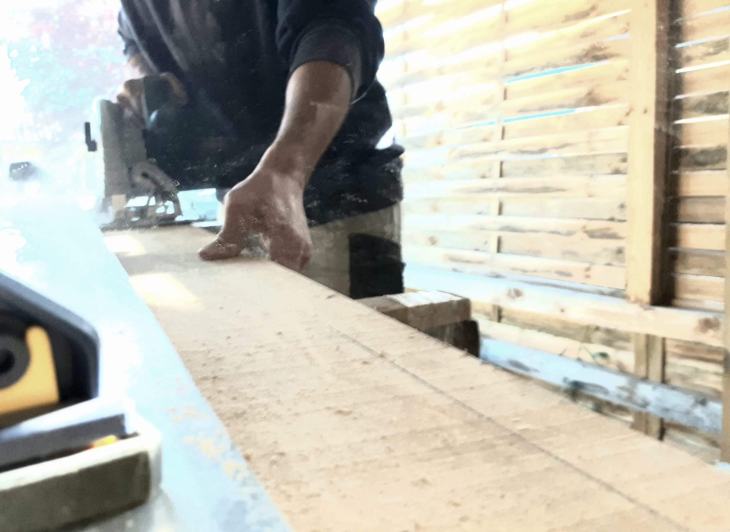 artisan créateur de jeux en bois
