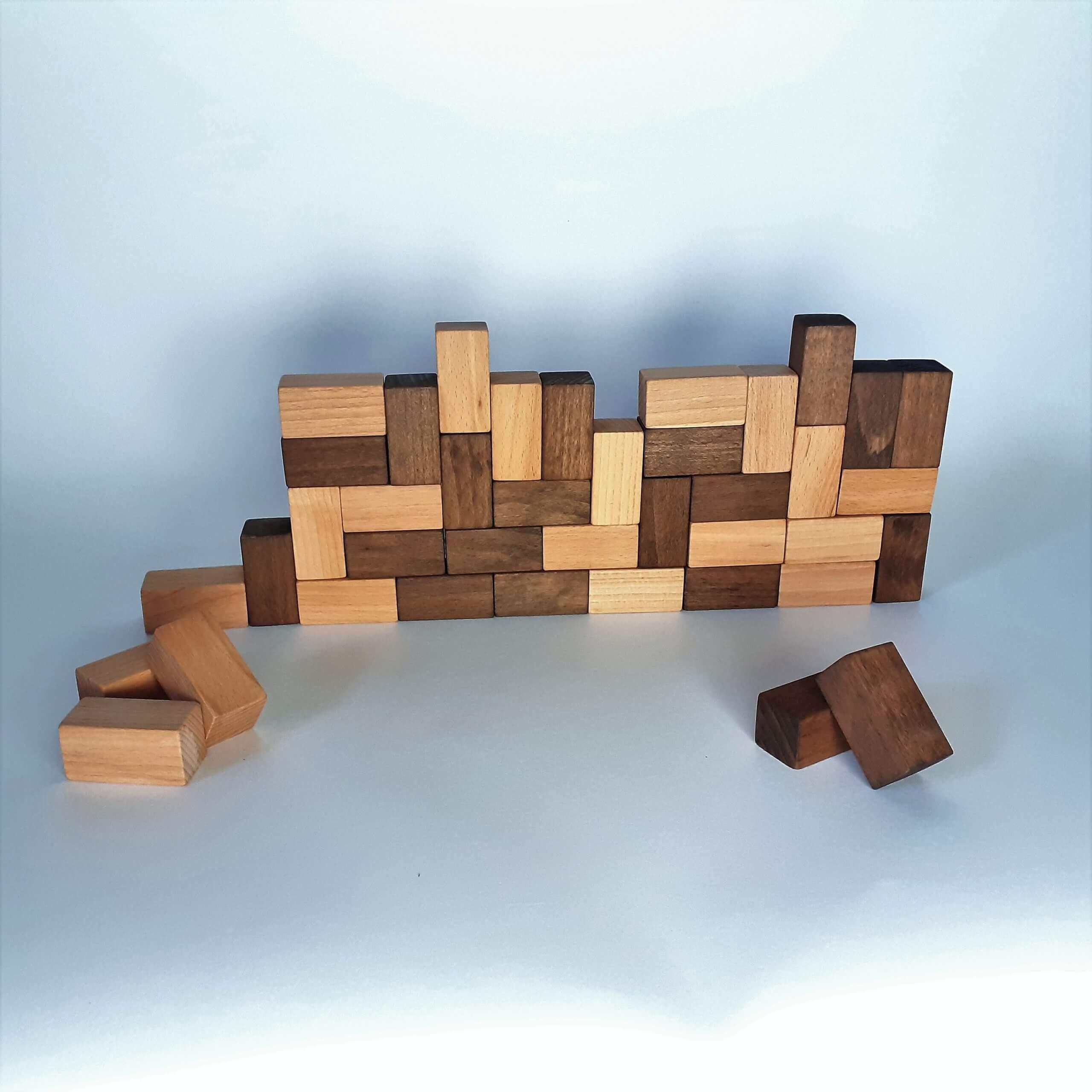 bricks jeux en bois