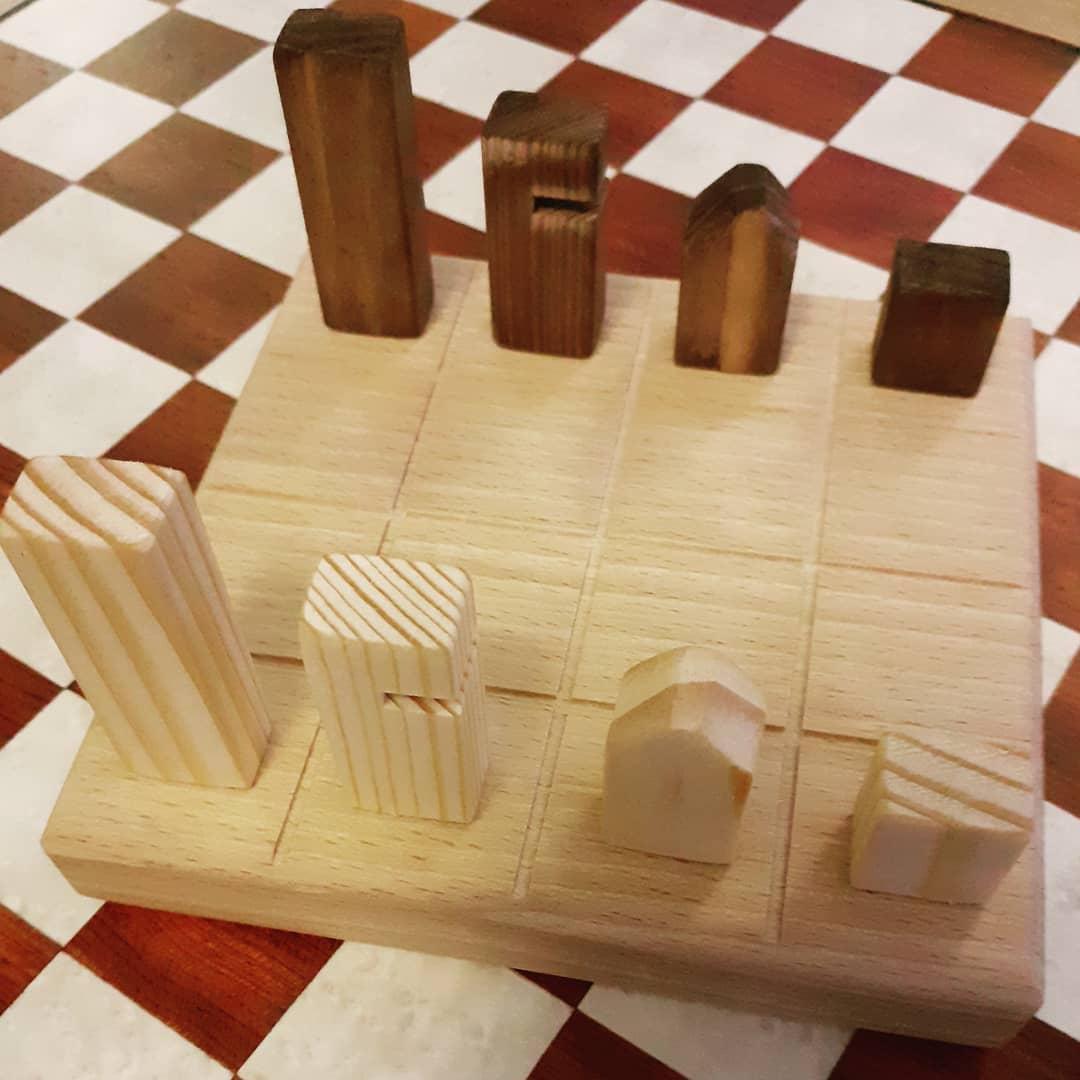 multi jeux en bois wyly