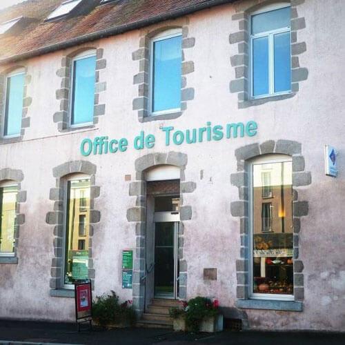office du tourisme gueret
